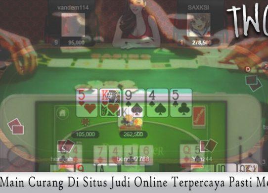 Situs Judi Online Terpercaya Pasti Menang - Agen Judi DominoQQ Online