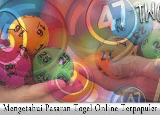 Togel Online Terpopuler - Agen Judi DominoQQ Online